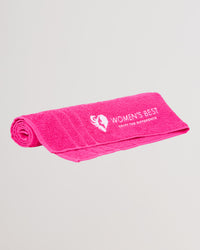 Gym Training Towel | Pink