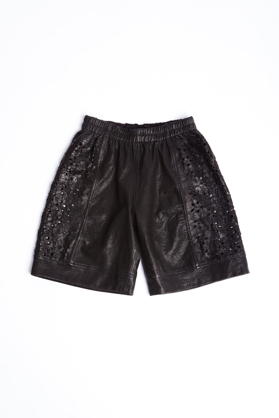 Flower pattern shorts