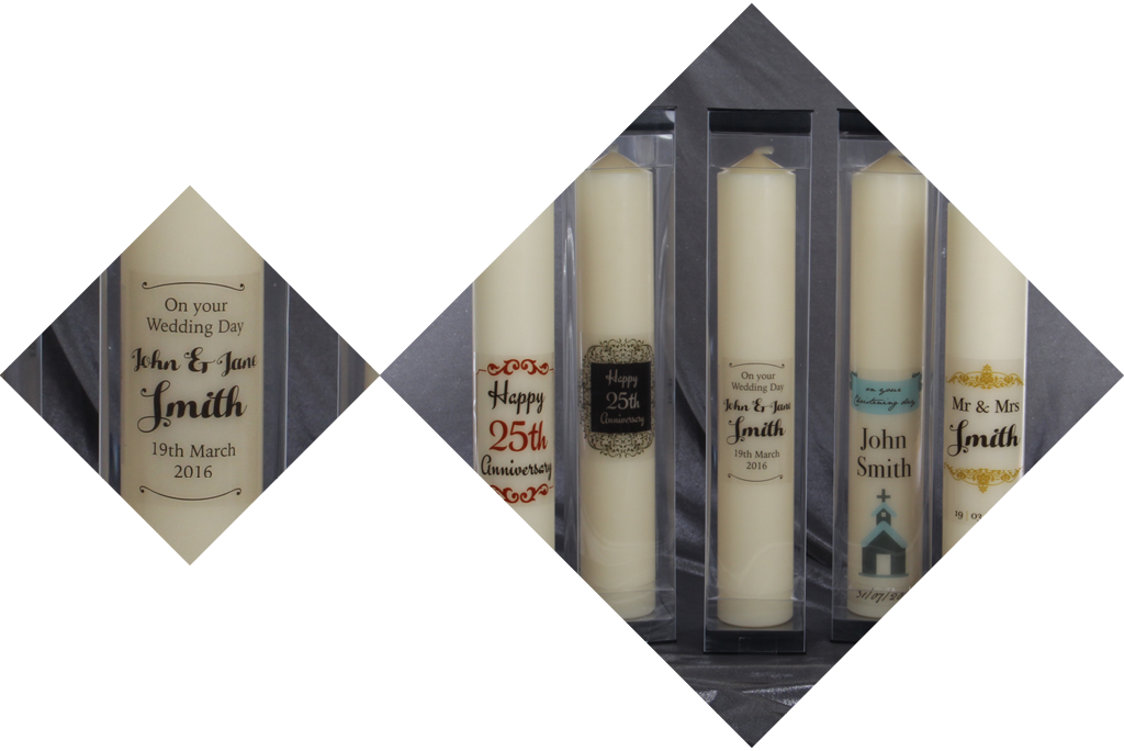 Hayes and Finch Church Suppliers | Bespoke Candles