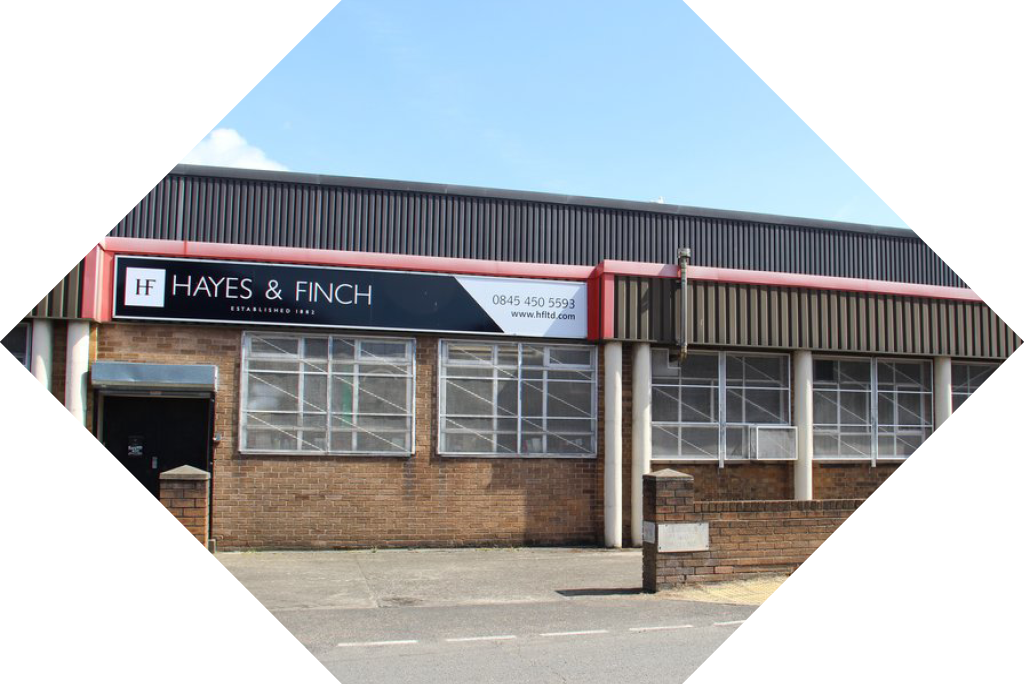 Hayes and Finch Church Suppliers | Head Office