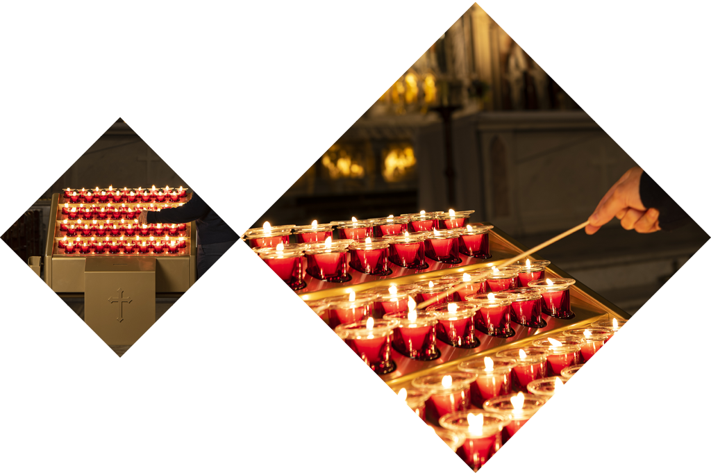 Hayes and Finch Church Suppliers | St Killians Candle Burning System