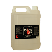 candle oil refill - 5 litre bottle