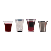 communion cups - disposable glass plastic and stainless steel