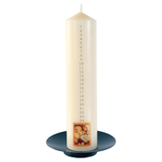 advent candle for the home