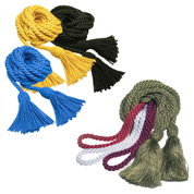 large rayon tassel cincture cords