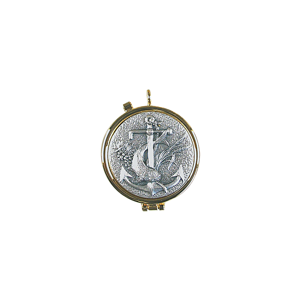metal design pyx - anchor