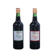 non alcoholic altar wine - flavour no 1 and no 5