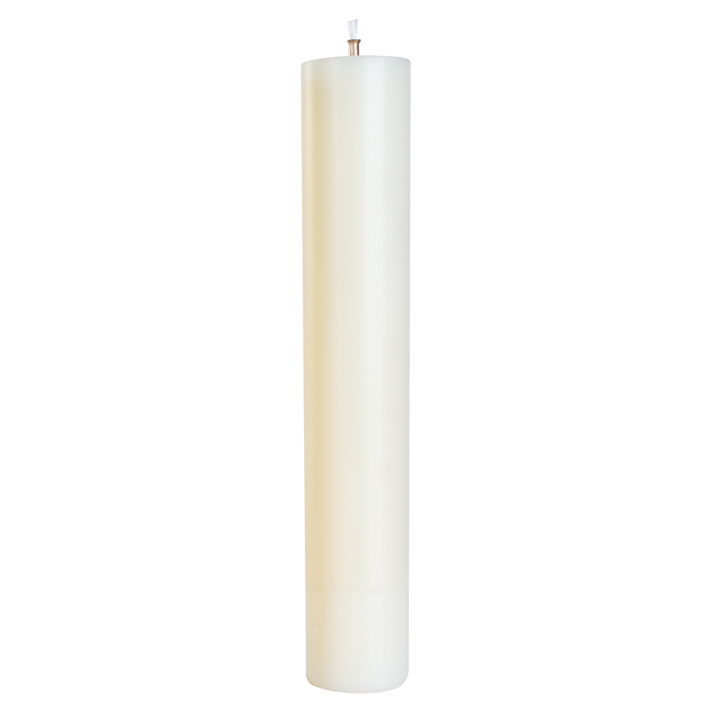 "oil filled nylon standards with candle oil - 12"" x 2"""