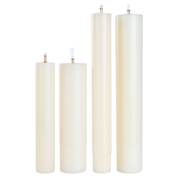 oil filled nylon standards with candle oil - all sizes