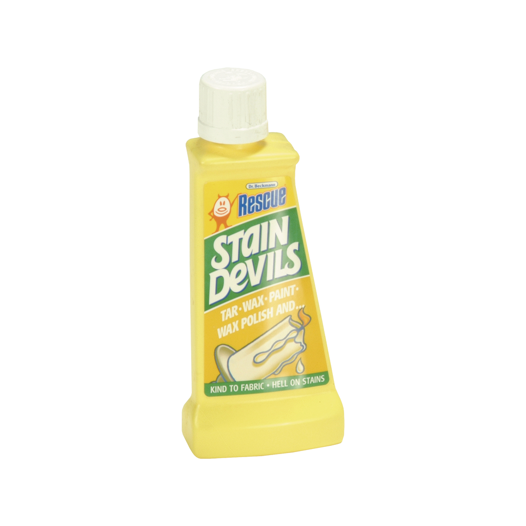 stain devils removers - wax and grease