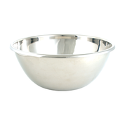 stainless steel rounded lavabo bowl