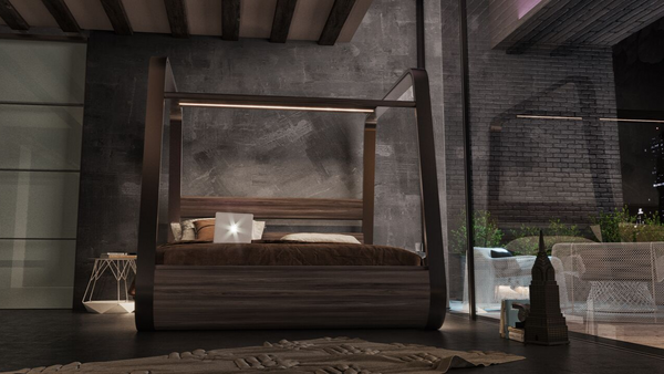 HiBed - The Second Generation Smart Bed from Hi-Interiors