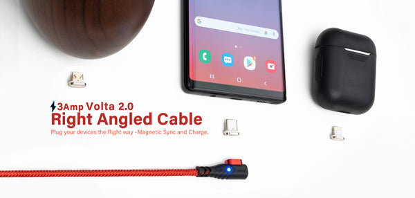 Volta Right Angle Cable