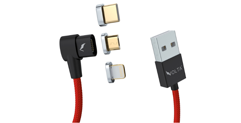 Volta Right Angled Cable