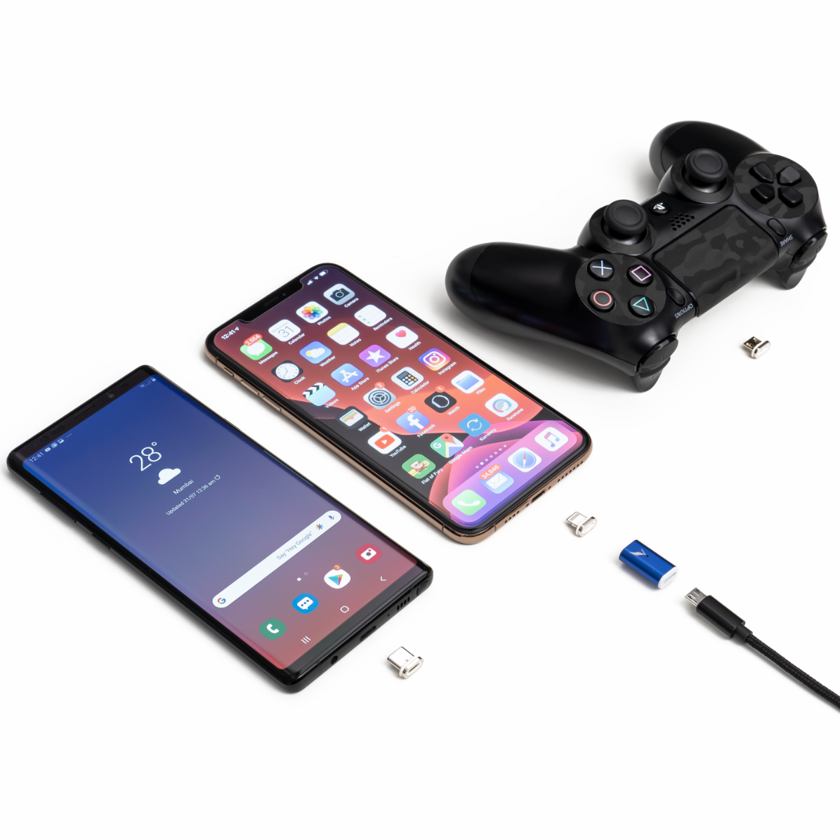 VOLTA Magnetic Adapter 2 0 - Charge Any USB Device | Indiegogo