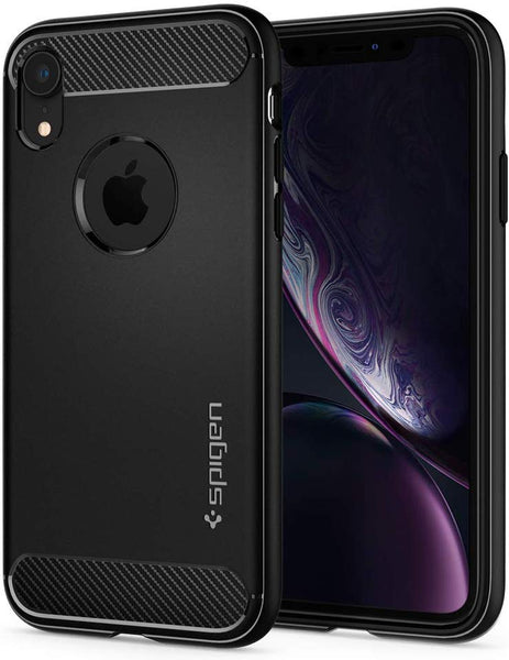 Spigen Rugged Armor iPhone XR Phone Case