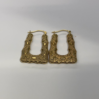 Ladies 9ct Earrings