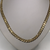 9ct Flat Curb Necklace