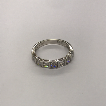 Silver Women's Dress Ring