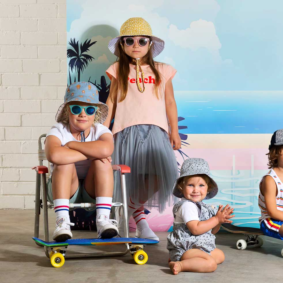 5 must-have sun safety accessories for kids