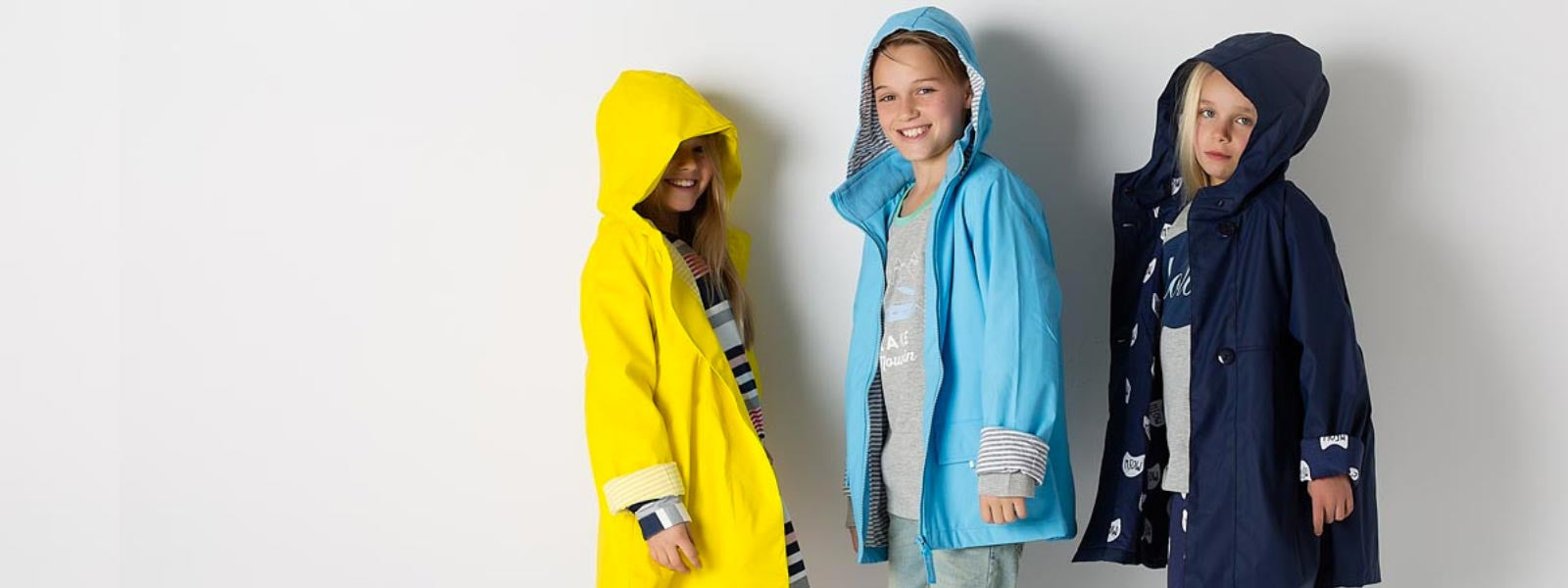 Girls Rainwear