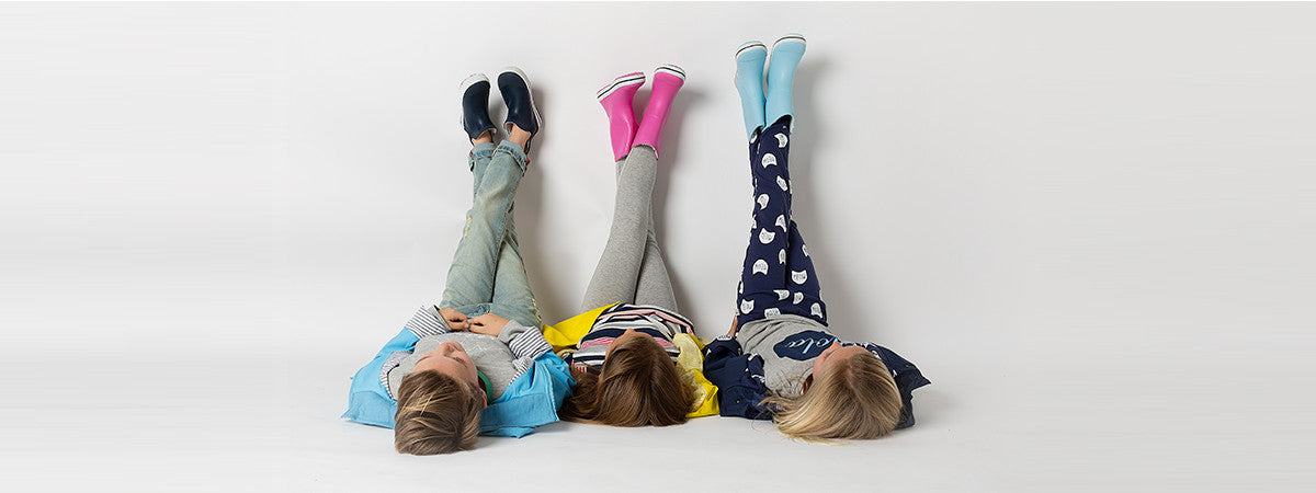 Toddler To Kids Gumboots