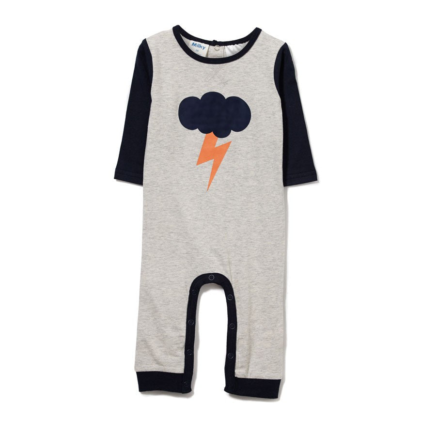 Lightening Baby Romper