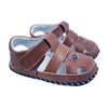 Alex Baby Sandals Brown