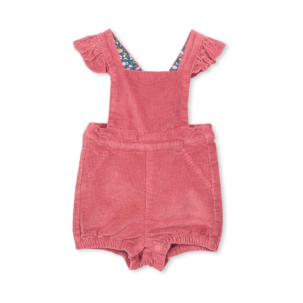Baby Cord Playsuit