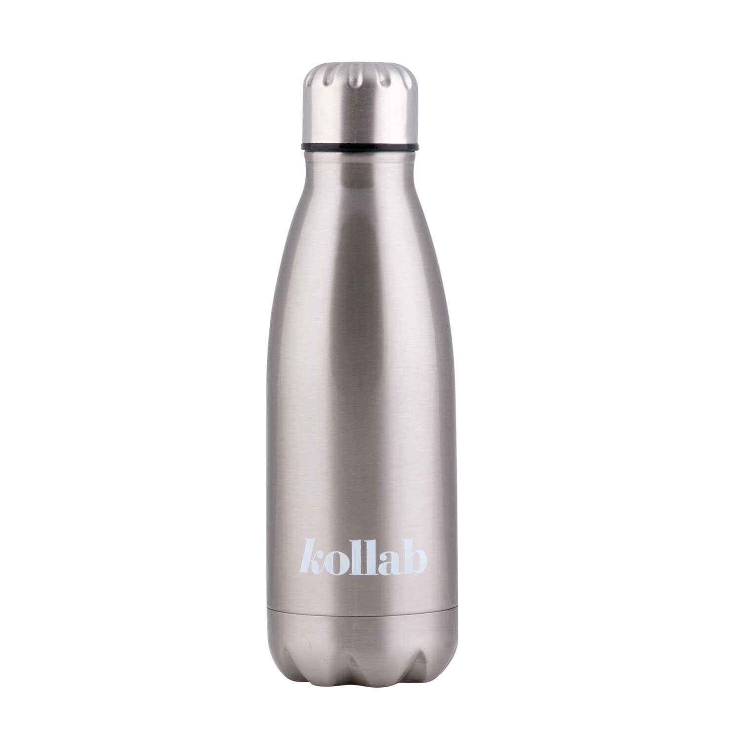 350 ml Silver Drink Bottle