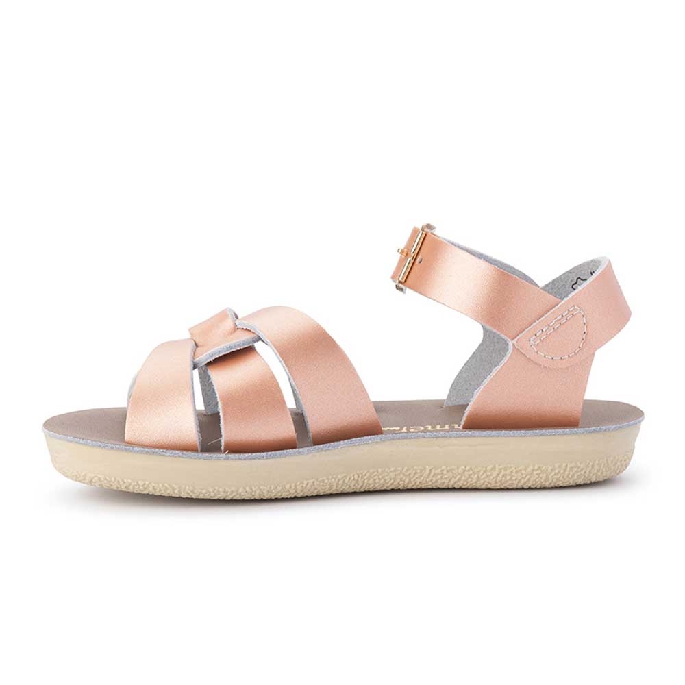 Sun-San Swimmer Sandal Rose Gold