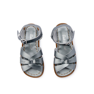Pewter Saltwater Sandals