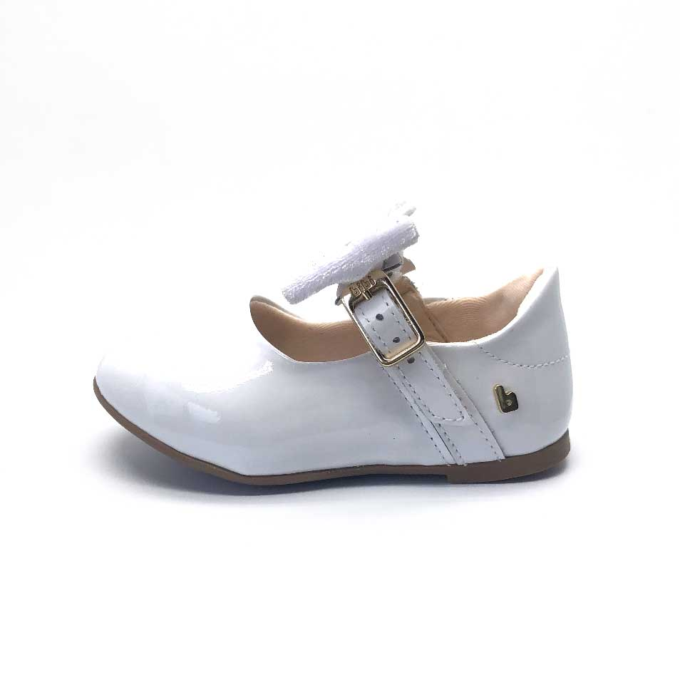 Anjos Mini Dress shoe White