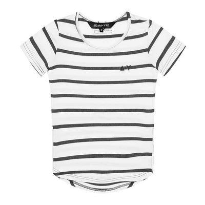 Arlo Side Zip Tee