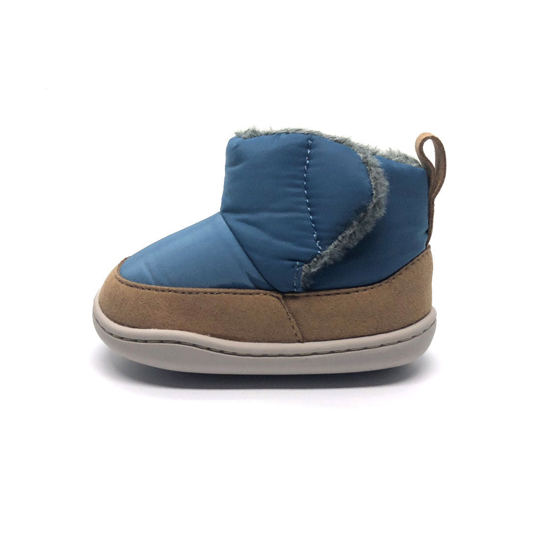 Avery Winter Baby Boot Blue