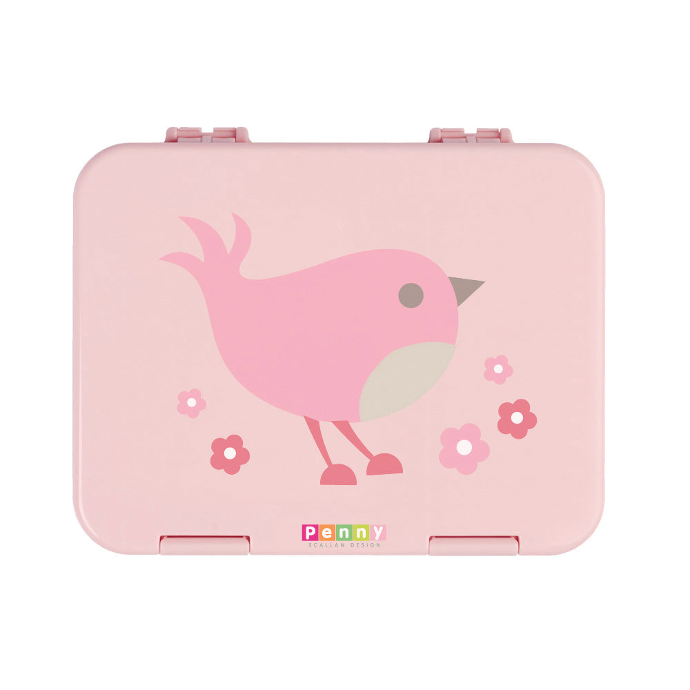 Bento Box Chirpy Bird