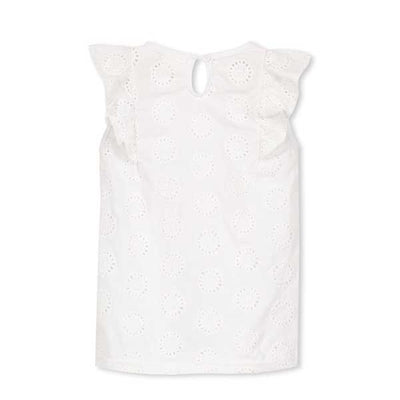 Broderie Back Baby T-Shirt