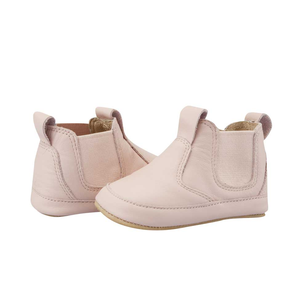 Bambini Local Baby Boot Powder Pink