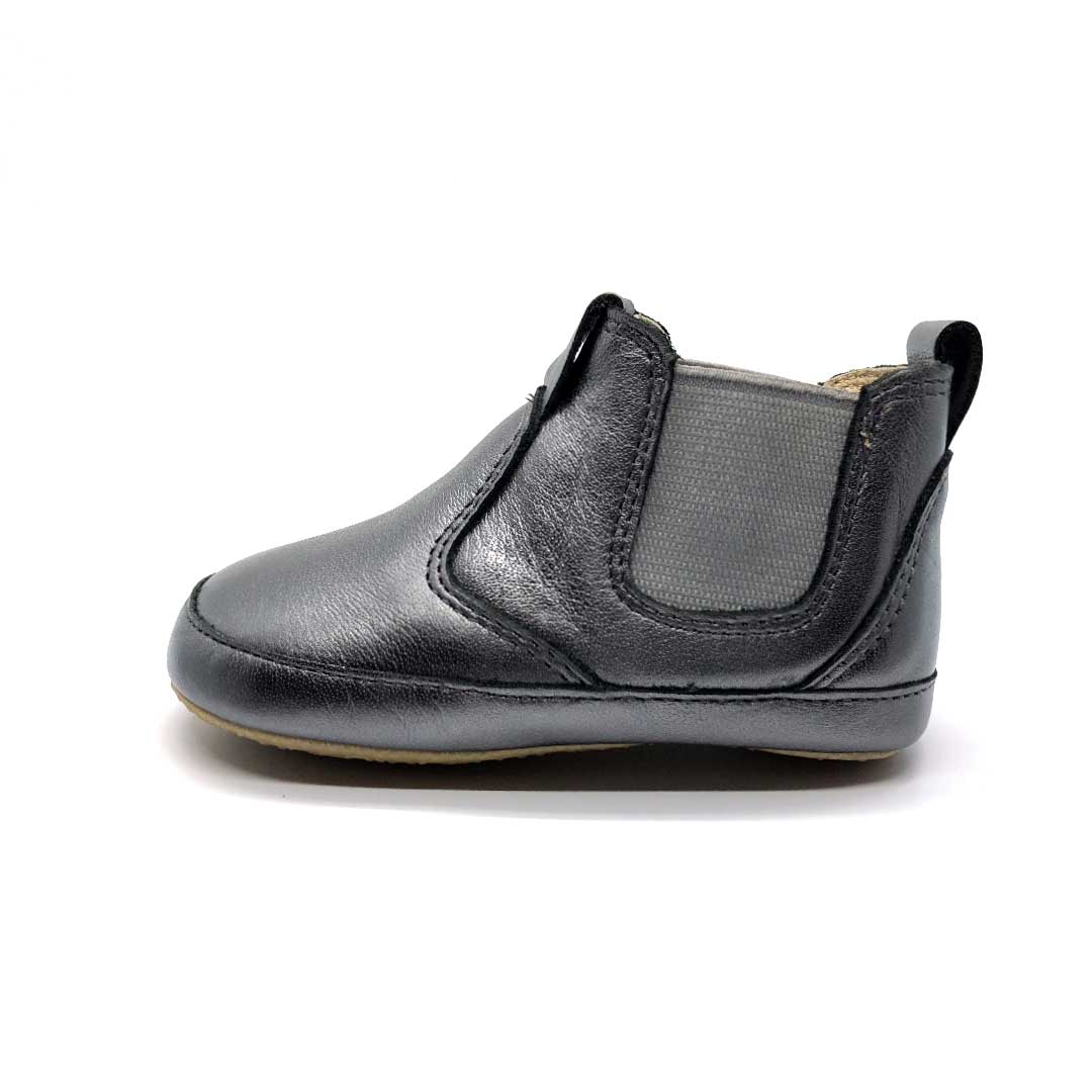 Bambini Local Baby Boot Rich Silver