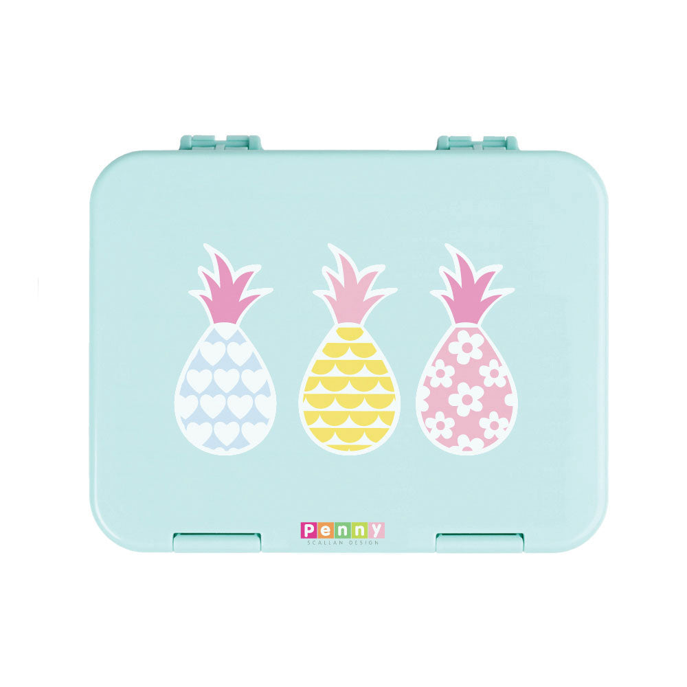 Bento Box Pineapple Bunting