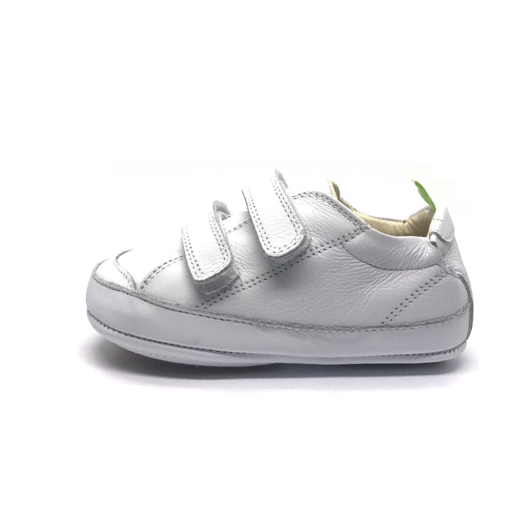 Bossy Baby Shoe White (new style)