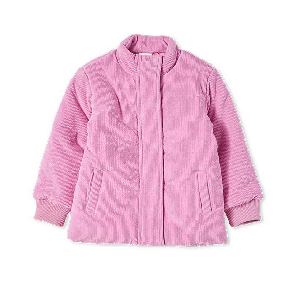 Girls Cord Bomber