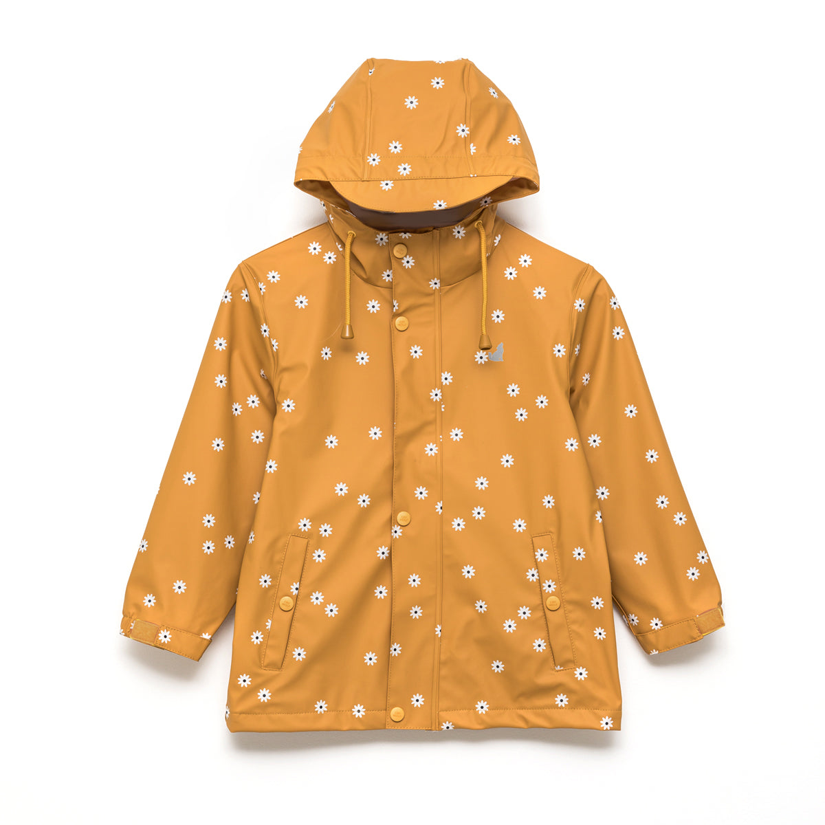 Girls Play Rain Jacket Wild Flower