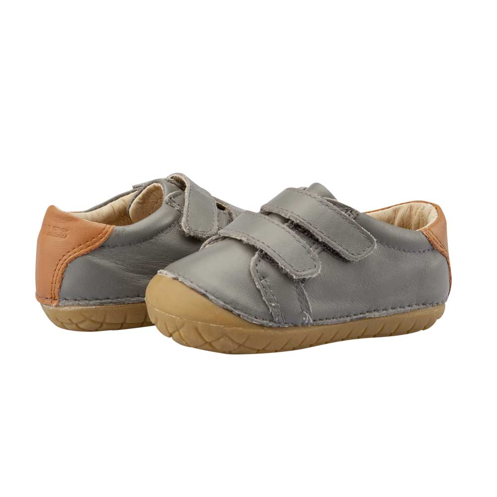 Cast Pave Toddler Shoe Grey/Tan