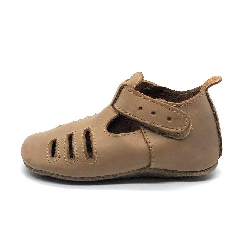 Chase Soft Sole Baby Shoe Toffee