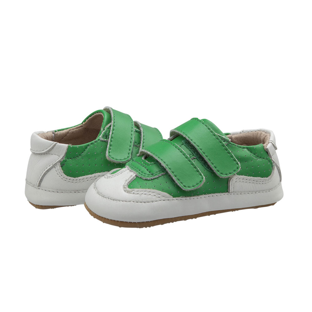 Chaser Baby Shoe Neon Green