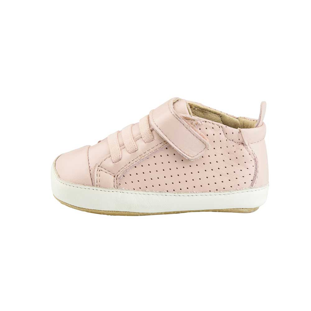 Cheer Bambini High Top Powder Pink/White