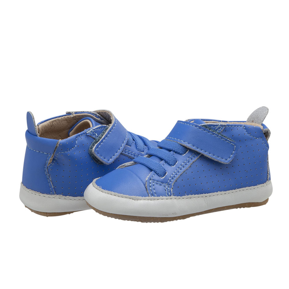 Cheer Bambini High Top Neon Blue/Snow