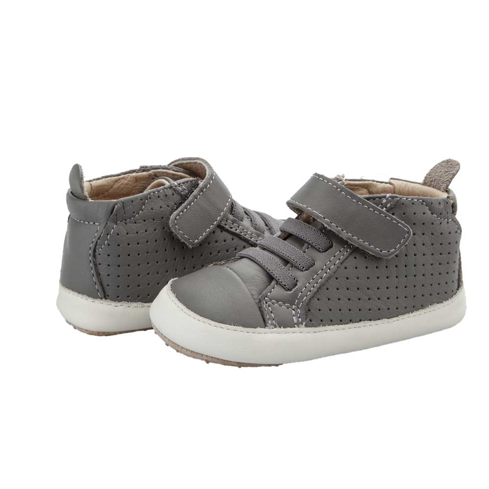 Cheer Bambini Baby High Top Grey
