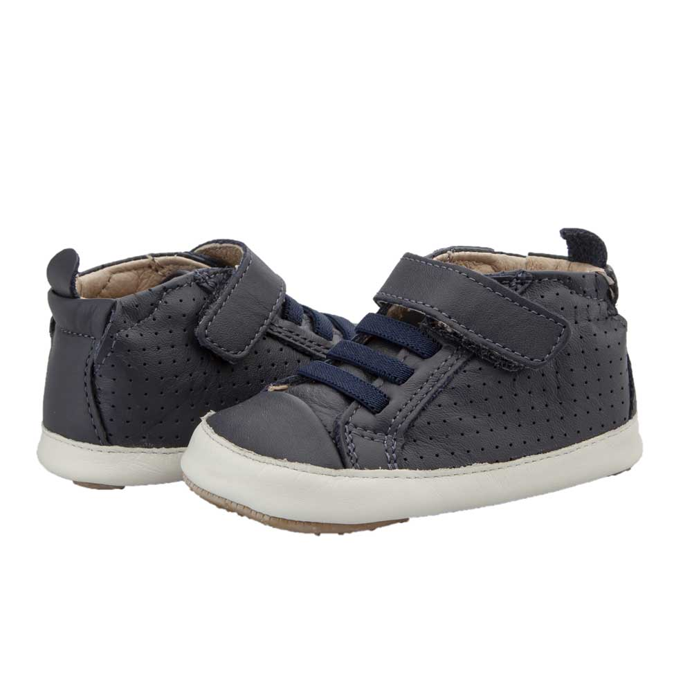 Cheer Bambini Baby High Top Navy